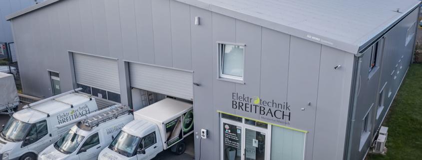 Elektrotechnik Breitbach Aussenansicht