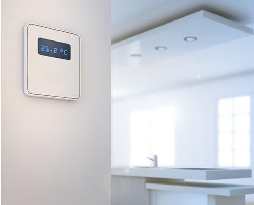Elektrotechnik Hürth - Thermostatsteuerung