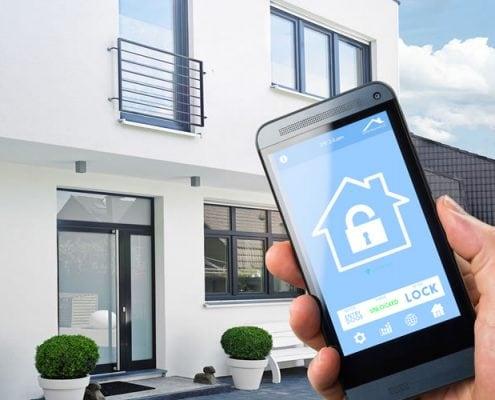 Smart-Home - Intelligente Haussteuerung